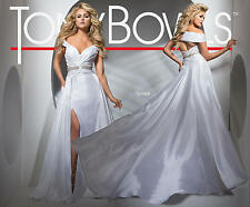 *Tony Bowls* Homecoming* Gown* Prom* Pageant* 11608