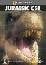 National Geographic - Jurassic CSI : Part 1 dvd R4 NEW SEALED DINOSAURS
