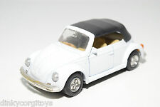 VW VOLKSWAGEN BEETLE KAFER CABRIOLET WHITE EXCELLENT