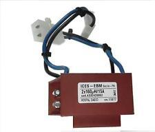 FILTRO DI RETE ANTIDISTURBO ICES-EBM  250V 15A cn.11077   50/60 Hz