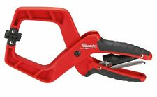 """Milwaukee 2"""" 51mm Stop Lock Hand Clamp Quick Release Jaw"""