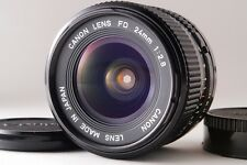 [Near Mint!!] Canon New FD 24mm f/2.8 Lens from japan #34