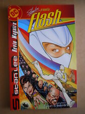 Stan Lee presenta : FLASH Kevin Maguire  - DC Play Press 2002  [G485]