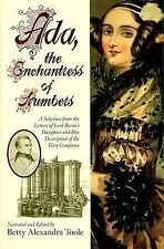 Ada, the Enchantress of Numbers: A Selection from the Letters of Lord Byron's Da