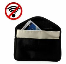 Gsm signal wifi blocker faraday sac pour iPhone Smartphone, Samsung, Sony, HTC