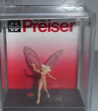 """Tiny Miniature Lady Fairy Doll Only 1"""" Tall"""