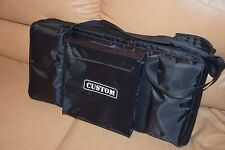 Custom padded travel bag soft case for MOOG MiniMoog Voyager Performer