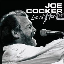 Live at Montreux [CD/DVD] by Joe Cocker (CD, Oct-2013, 2 Discs, Eagle)