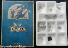 1987 drag2 BLUE Dungeons & Dragons Games Workshop Citadel Warhammer MAGA GW