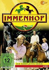 IMMENHOF - DIE KOMPLETTE SERIE  Claudia Rieschel HEINZ WEISS 4 DVD Box Edition