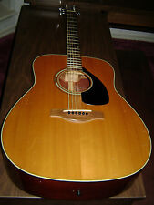 Vintage Yamaha FG 180 Nippon Gakki Red Label Made in Japan Acoustic Guitar