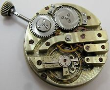 Pocket Watch quality Movement with wolf teeth 44.2 mm OF