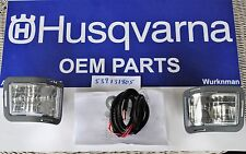 Genuine OEM  Husqvarna 539131805 Headlight Kit for ZTR RZT Zero Turn Mowers