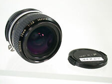 Nikon AI MF Nikkor 2,8/28 28 28mm f2, 8 2,8 Legendary/16