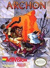 Archon Nintendo NES Game+manual Free Shipping+Tracking
