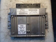 Citroen C3 1.4 engine SAGEM S2PM-380 ECU 9648293980 9642222380 S2PM380