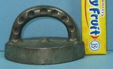 """OLD SMALL TOY IRON SOLID CAST IRON 2 3/4"""" LONG CI 866"""