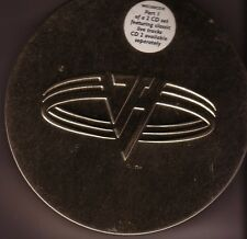 "VAN HALEN ""don`t tell me"" 4 Track Maxi CD in Metalldose Part One of a 2 CD-Set"