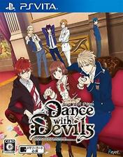 PS VITA Dance with Devils PSV Japan Import Japanese