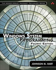 Windows System Programming by Johnson M. Hart (Paperback, 2015)