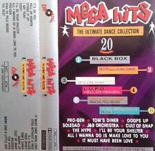 Various - Mega Hits Compilation (Cassette)
