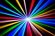 RGB Bright Full Colour Laser Light  4 disco DJ Nightclub effects red green blue