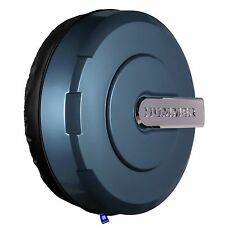 "32"" Hummer H3 Xtreme Tire Cover - Color Matched - Slate Blue"