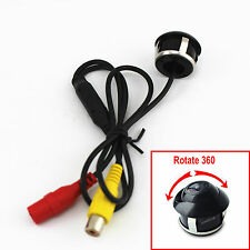 360°Flawless Rotatable 170°Wide Angle Front/Sides/Rear Reversing Parking Camera