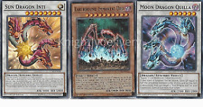 Authentic Goodwin Deck - Moon Dragon Quilla - Uru -  42 Cards + Bonus Yugioh