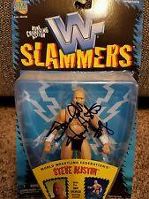 WWF/ WWE Autographed Cold Steve Austin w/ COA