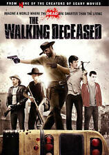 The Walking Deceased (DVD, 2015)Sealed WS Comedy Horror Zombies Dead Bad Spoof