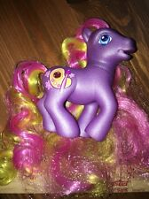 My Little Pony G3 Dibble Dabble Super-Long Hair Valenshy Pose & Jewel Cutie Mark