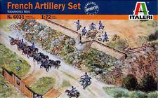 Italeri - French artillery set (Napoleonic Wars) - 1:72