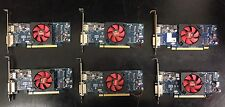 6 Dell VVYN4 AMD Radeon HD 7470 1GB DDR3 DVI DisplayPort PCI-e x16 video cards