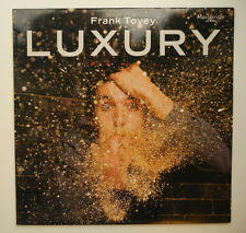 "12"" FR ** Frank tovey-LUXURY remix (Mute records'85/Fad Gadget) *** 9290"