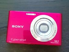 Sony Cyber-shot DSC-W330 14.1 MP Digital Camera with case
