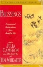 Blessings: Prayers and Declarations for a Heartful Life, Cameron, Julia, 0874779