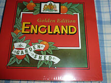 CD.ENGLAND.2CD .GARDEN SHED.GOLD EDITI.+8 BONU BEST PROG UK 77.LIKE YES/STARCAST