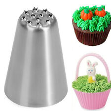 Russian Tulip Icing Piping Nozzles Cupcake Decorating Rose Pastry Tips Tools