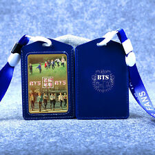 1pic BANGTAN BOYS BTS CARD HOLDER GOODS KPOP NEW XPAI031