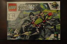 LEGO Space GALAXY SQUAD Alien CRATER CREEPER 70706 Complete NEW LEGOS Mars NIB