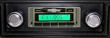 1969-1976 Nova AM FM Radio USA-230 IPOD MP3 Aux inputs custom autosound chevy