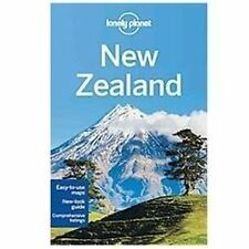 Lonely Planet New Zealand (Travel Guide), Dragicevich, Peter, Bennett, Sarah, At