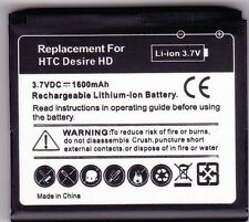 Replacement Battery for HTC Desire HD NEW