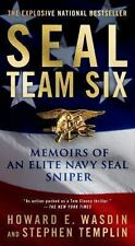 SEAL Team Six: Memoirs of an Elite Navy SEAL Sniper by Howard and Templin-NEW