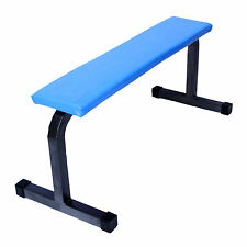 FITFLY  BEST QUALITY FLAT BENCH FOR HOME GYM Exercise