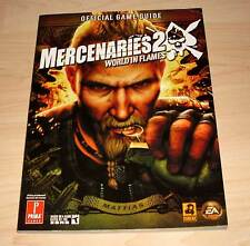Mercenaries 2-World In Flames-Official Game Guide (asesor solución strategy)