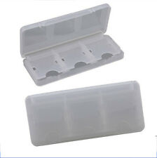 Clear 6 in 1 Game Card Cases Cover Box for 3DS DS DS Lite DSi XL LL NDS 1pc
