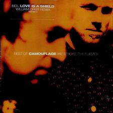 CAMOUFLAGE = best of Camouflage / we stroke the flames = CD = FINEST SYNTH POP !