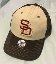 MLB SD San Diego Padres Hat Baseball Cap Cooperstown Collection One Size Cotton